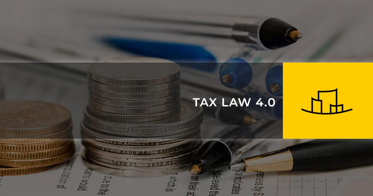 TAX LAW 4.0