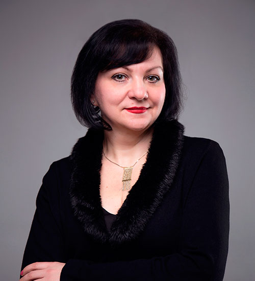 Зінаїда Чуприна