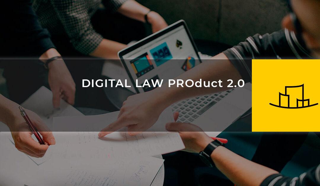 DIGITAL LAW PROduct 2.0