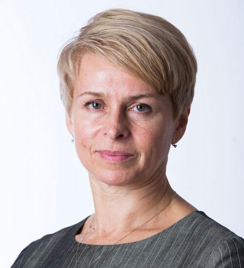 Галина Єрьоменко