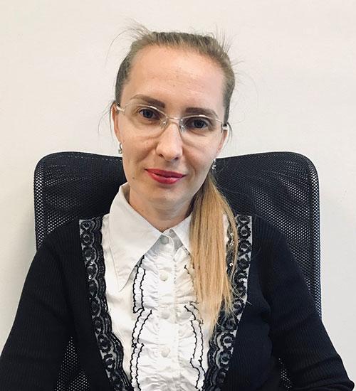 Олена Васильченко
