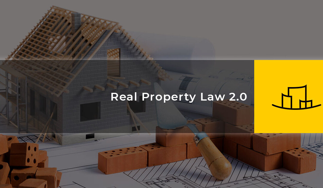 Real Property Law 2.0
